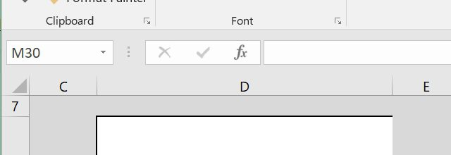 Convert cell into textbox